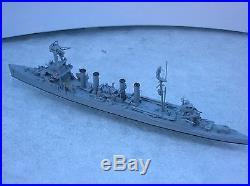 1/1200-1/1250 Neptun 1343a USS MARBLEHEAD (CL-12) Cruiser metal ship model USED