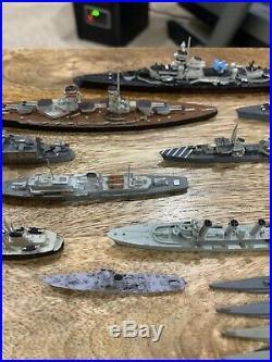 1/1200 Waterline Ship Lot