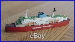 1/1250 RoRo FERRY MS SPIRIT OF FREE ENTERPRISE 1980 Townsend Thoresen Ostrowski