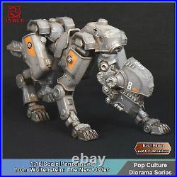 1/16 Scale Panzerhund Figure from Wolfenstein The New Order