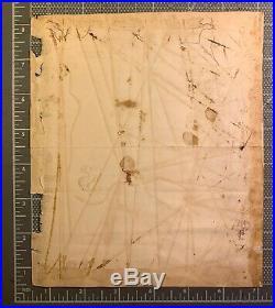 1893 UNION IRON WORKS NAVY BATTLESHIP OREGON SAN FRANCISCO CA California History