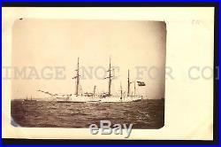 1902 ARGENTINA VESSEL SHIP URUGUAY EXPLORER ANTARCTIC SWEDEN Nordenskjöld photo