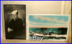 1930s US Navel History Sub=Ron Five Equatorial Cruse, Aircraft Carrier USS Dewey