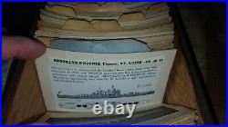 1942-45 US Naval Air Combat Information School Training Photo Archive 830 Images