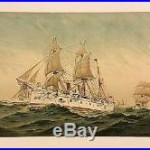 24 Prints Our Navy, Its Growth and Achievements Frederick S. Cozzens 1893