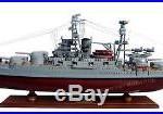 39 US Navy USS Arizona BB-39 Display War Ship Model