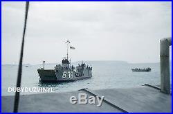 (90) 1952 Kodachrome Slides Navy Ships Yokosuka Japan Street Scenes Military