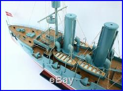 AURORA CRUISER Battleship Model 40 Handcrafted Wooden Model NEW