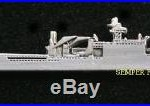 AUTHENTIC USS Whidbey Island LSD-41 CLASS US NAVY HAT PIN MADE IN US AMPHIBIOUS