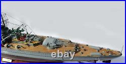 Admiral Graf Spee German Battleship Model 39 Handcrafted Wooden Model