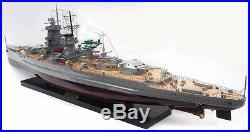 Admiral Graf Spee WWII German Heavy Cruiser 40 Wooden Model Battleship Nautical