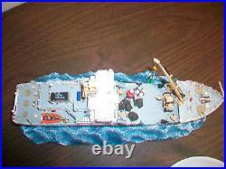 Anchor Bay AB 116 USCGC George Cobb Miniature Figure Model 175 ft Buoy Tender