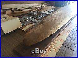 Antique Bluejacket Model Wooden 310' DESTROYER 39 1/2 Long. 1/8=1'Scale withParts