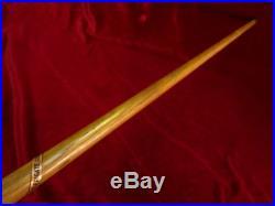 Antique U. S. NAVY CONSTITUTION Frigate Ship Old Ironsides Cane Walking Stick