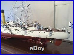 Askold Russian protected cruiser built by Fine Art Models 196 scale