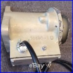 Authentic US Navy Submarine Dive Sound Accusonic Horn Alarm IC/H8S4