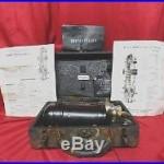 BACHARACH PREMAX PRESSURE INDICATOR TOOL YBC Diesel Engine BETHLEHEM STEEL WWII