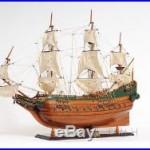 Batavia Tall Ship Model