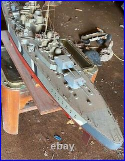 Battle Miner Ship Model