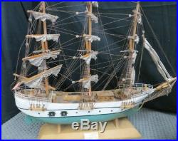Big Handmade American Clipper Ship USS Independence Replica Wooden