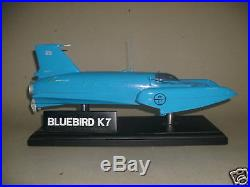 Bluebird K7 Donald Campbell Wood Model