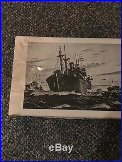 Canav Modelli Navali Genova. EC2-S-C1 Liberty Model Ship. 1941 U. S. Navy Ship