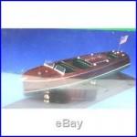 Chris Craft Triple Cockpit Barrelback Wooden Boat Kit by Dumas