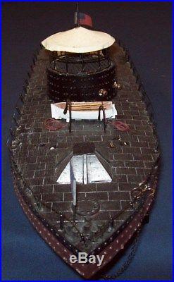 Civil War Ship Model