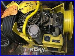 Cornelius 3000 PSI 2 CFM 3 Phase Electric Compressor 130R 3500-2 Stewart-Warner