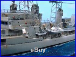 DDG-32 John Paul Jones / Resin / Pro built / FREE SHIPPING