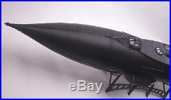 DIY 3d printed Nautilus hull model