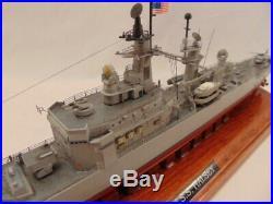 DLG-23 USS Halsey / Pro Built 1-320 / FREE SHIPPING