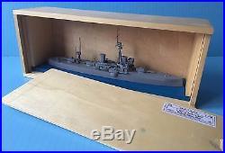 DREADNOUGHT battleship recognition ID model 1600 scale like Framburg Van Ryper