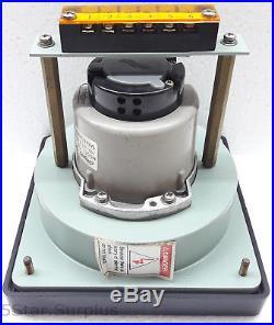 Daeyang Dr04 Electric Rudder Angle Indicator Vintage