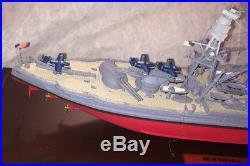 Danbury Mint BB-39 USS Arizona Battleship December 1941 1/500 Scale Boat Ship