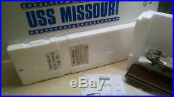 Danbury Mint USS Missouri BB-63 Iowa-Class Battleship Big Mo