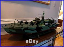 Elco PT Boat 565 Series Fine Art Models