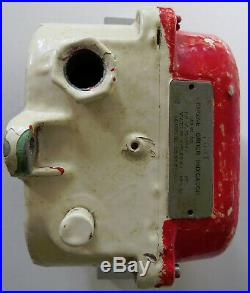 Engine Room Indicator Henschel Corp US Navy Ship Port Engine Order Indicator