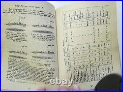 England Uk Marine Ship Very Rare Antique Book 73 Photos 1920