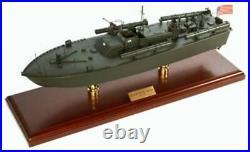 Executive Series Model Ship Pt-109 Wwii Jfk Torpedo 1/40 Bn Scmcs001