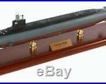 Executive Series Model Ship Seawolf Class Submarine 1/192 Bn Scmcs027