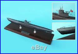 Executive Series Model Ship U-boat 1/125 Bn Scmcs013w