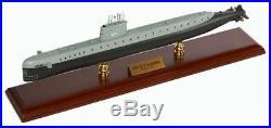 Executive Series Model Ship Uss Nautilus Ssn 571 1/192 Bn Scmcs016