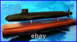 Executive Series Model Ship Virginia Class Submarine 1/350 Bn Scmcs014r