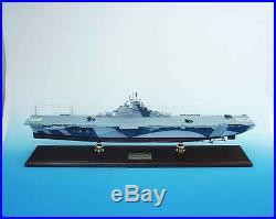 Executive Series Ship Uss Aircraft Wooden Yorktown Cv-10 1/350 Scmcs007 Us Navy