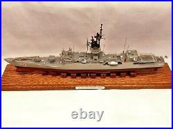 FF-1073 USS Robert E Perry KNOX class 1/415 Pro Built FREE SHIPPING
