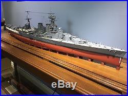 Fine Art Models 1192 scale HMS HOOD