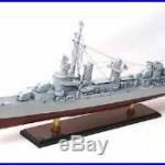 Fletcher Class US Navy Destroyer DD-445 36 Handmade Wooden Model Warship