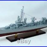 Fletcher destroyer DD 445 36 Handmade Wooden Warship Model