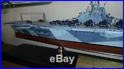 Franklin Mint USS Yorktown CV-10 1/350 Aircraft Carrier Model